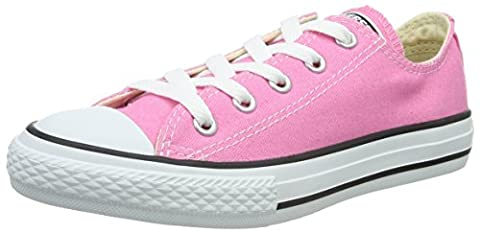 Converse Girls' Infant/Toddler Chuck Taylor All Star Ox - Pink - 6 TOD (Daniel Pink Sales)