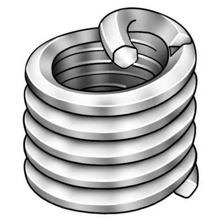Helical Insert, SS, 1 1/4-7x1.250 L (Pack of 5) by Heli-Coil