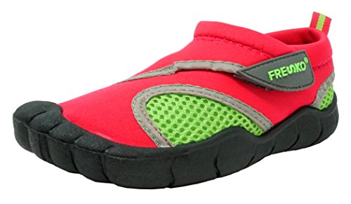 c0313a2a72db Fresko Toddler Water Shoes for Boys and Girls