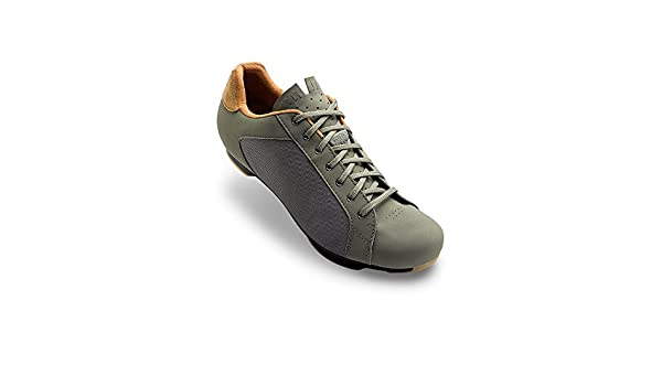 8c750a13e240 Amazon.com: Giro Republic Army Gum Road Bike Shoes Size 42: Clothing