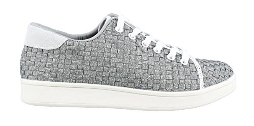 Daphne up Gray Women's Bernie Mev Lace Shoes wHpaq