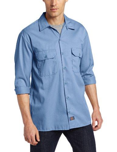Dickies Mens Long Sleeve Work Shirt