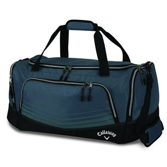 Callaway Golf Sport Medium Duffel Bag Makes Moving Equipment from The Car To The Course a Breeze with 2 Grab Handles and An Adjustable Strap