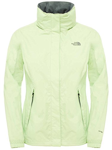 Green Face Femme Herbe The Veste vert Resolve Pour En npgPwW7