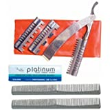 Diamond Edge Hair Styling Razor Kit