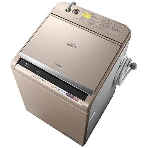 日立 12.0kg 洗濯乾燥機 シャンパンHITACHI ビートウォッシュ BW-DX120B-N<br />