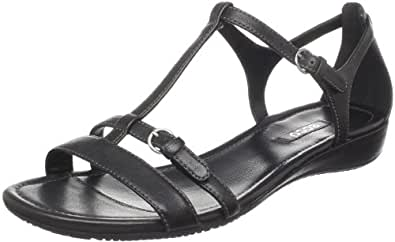 ECCO Women's Bouillon Sandal,Black,41 EU/10-10.5 M US