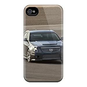 ColtonMorrill Iphone 4/4s Best Hard Phone Cases Custom High Resolution Cadillac Cts V Pictures [UKF19020vNOr]