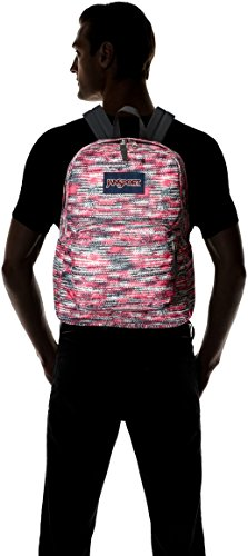 Sweater Superbreak Knit Jansport Backpack Adult Label Multi Black Unisex Fzgq07