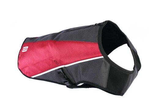- EzyDog Element Dog Jacket, Medium (21 inch), Scarlet