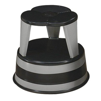 Cramer Kik Step 1001 Stool - 2 Step - 500lb - Gray
