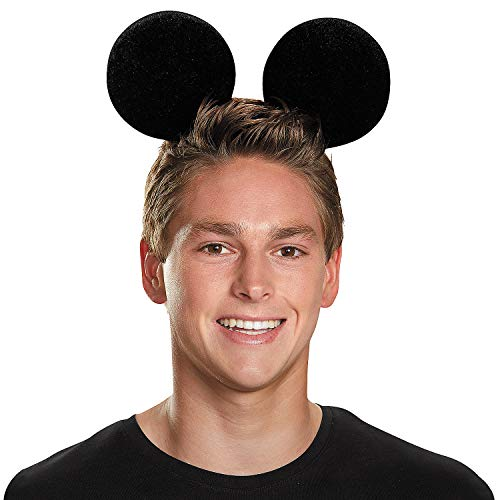 Fun Express - Mickey Mouse Ears DLX Exclusiv for Halloween - Apparel Accessories - Costume Accessories - Costume Kits - Halloween - 1 Piece ()
