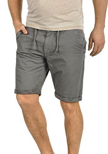 Blend Claudio Herren Chino Shorts Bermuda Kurze Hose mit Kordel Regular Fit