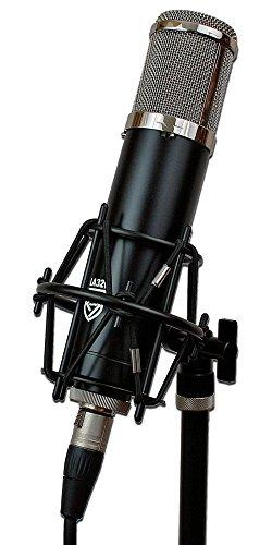 (Lauten Audio Black LA-320 Tube Condenser Microphone Black)