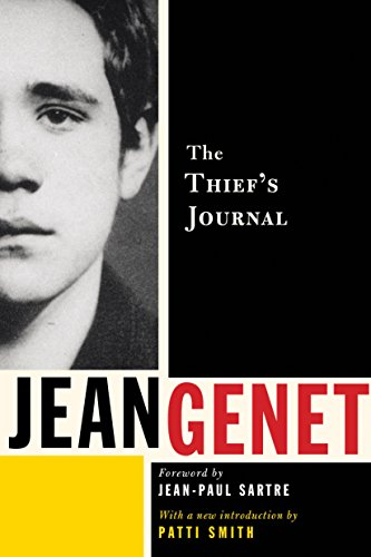 Book cover for The Thief's Journal