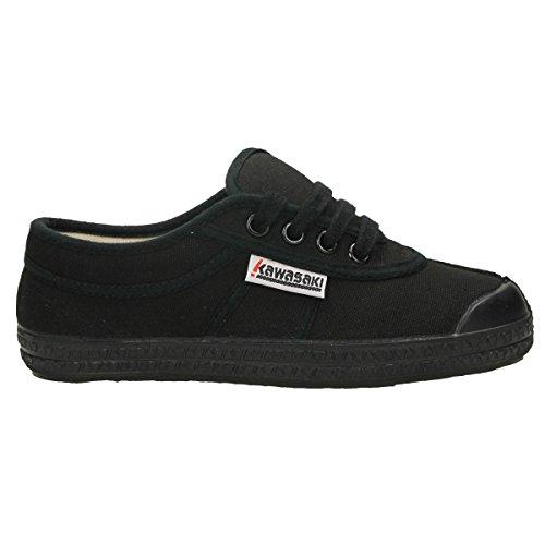 Kawasaki Rainbow Basic Unisex-Erwachsene Sneakers Negro