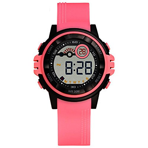 Price comparison product image Girls Watches Special Size Digital Luminous Wristwatches For Ages 3 - 14 Mkingus