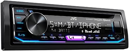 JVC KD-RD99BTS 1-Din CD Receiver Featuring BT USB 13-Band EQ