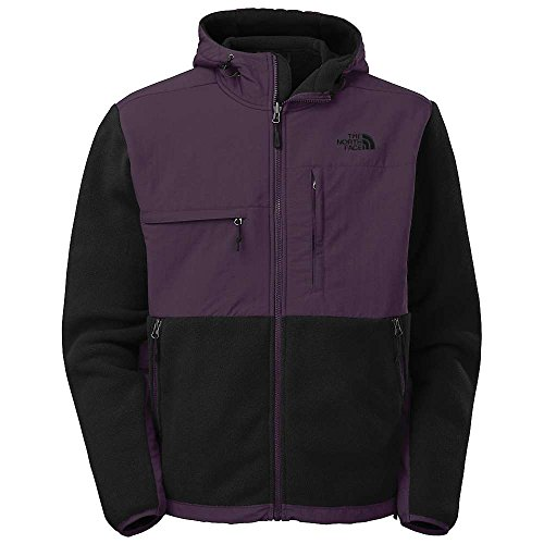 THE NORTH FACE MEN'S DENALI HOODED JACKET SIZE SMALL