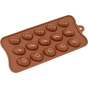 wilton chocolate molds instructions