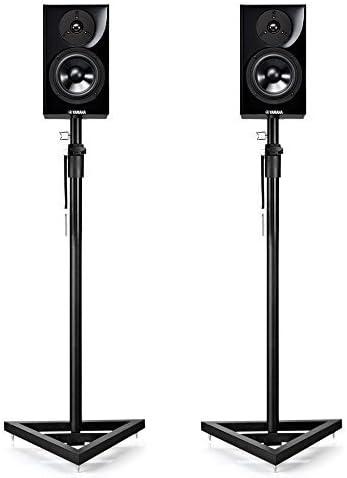 Flexzion Speaker Standing Triangle Adjustable