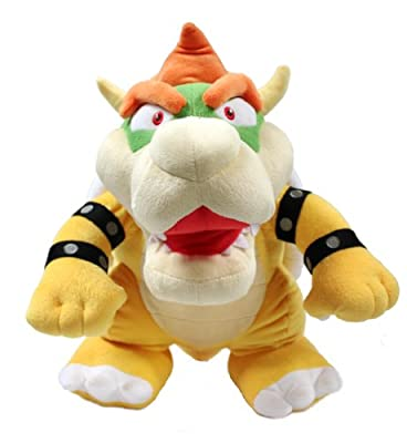Global Holdings Super Mario 15 Bowser Plush from Global Holdings