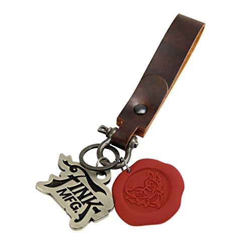 BioShock Infinite Devil's Kiss Vigor Keychain