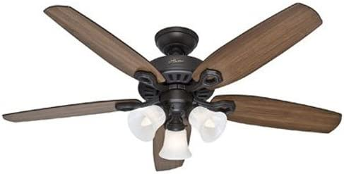 Hunter Builder Plus Indoor Ceiling Fan