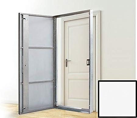 Puerta de Seguridad Antiokupa Sekdoor (205 x 98, Haya), Instalación Incluída: Amazon.es: Bricolaje y herramientas