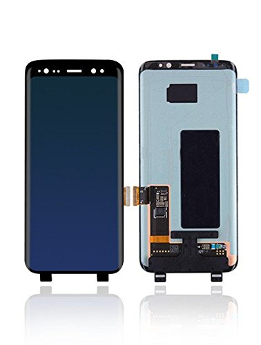 Touch Screen Digitizer and LCD for Samsung Galaxy S8 – Midnight Black