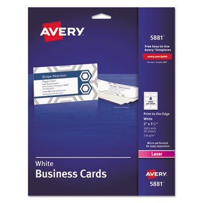 Amazon ave5881 avery print to the edge two sided business ave5881 avery print to the edge two sided business cards by colourmoves