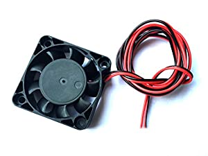 HICTOP 4010 Fan 2 Pcs 24V 40x40x10mm Cooling Fan for 3D printer Parts Reprap Prusa I3 by HIC Technology