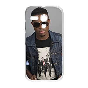 Motorola G Cell Phone Case White Omi NHJ Hard Design Case