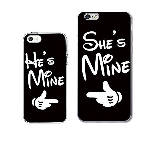iPhone5+6PLUS Couple Case for Best Friend or Lover-TTOTT Unique Fashion...