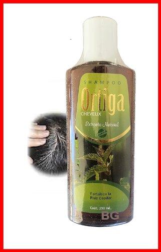 Amazon.com: Ortiga Hair Growth Shampoo From Nettle Plant 8.5oz. GL: Beauty