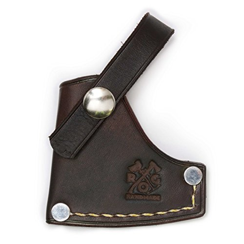Axe Sheath / Mask / Cover for Gransfors Bruk Mini (Or Small) Hatchet by Review Outdoor Gear