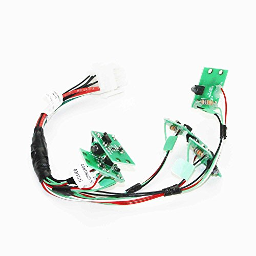 GE WB18T10411 Harness with LED ()