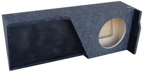 Audio Enhancers SGMX65C10 Chevrolet GMC 1500/ 2500HD/ 3500HD Extended Double Cab 2007-2016 Subwoofer Sub Speaker Box