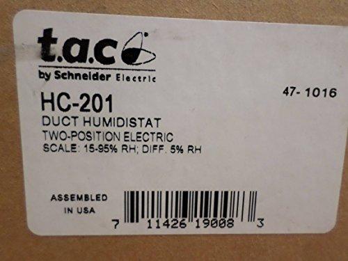 Barber Colman (TAC) Product HC-201 from Barber Colman