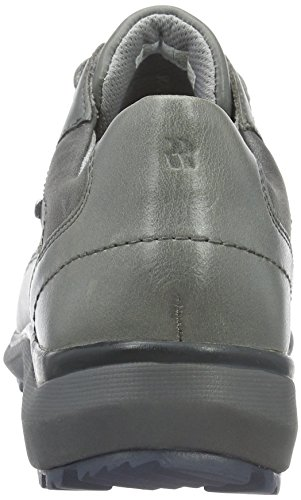 Romika Gabriele 17 - Zapatillas Mujer Gris - Grau (Asphalt 740)
