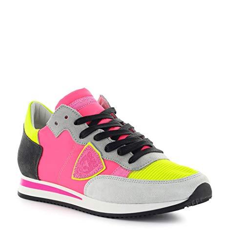 Da Tropez 2019 Model Giallo Sneaker Donna Philippe Scarpe Ss Fucsia Mondial WqvxXnE