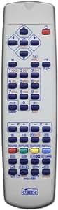 Mando a distancia de repuesto para Tevion MD 330302. Nota: La original de Fb ha sido una universal de Fb con adicional VCR, DVD, SAT y AUX funciones. La irc84051de OD/HM solo se puede el de tv dispositivo bedienen. (Incluye 2pilas Duracell adjuntan instrucciones