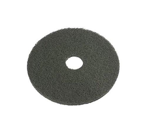 e-line Floor Pads 01.01.05.0019 Super Pad, Polyester, 482,6 mm Durchmesser, Grün, 5 Stück