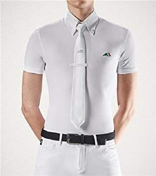 Equiline Fox XL - Polo para Hombre, Color Blanco: Amazon.es ...