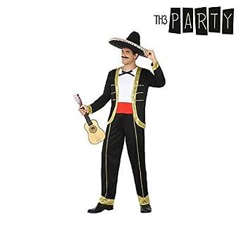 Disfraz para Adultos Th3 Party Mariachi: Amazon.es: Ropa y accesorios