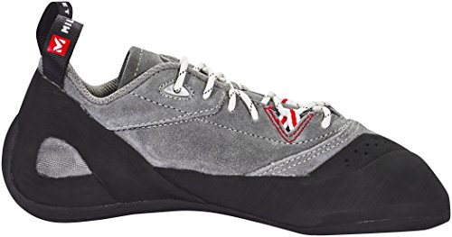 de Charcoal 000 Rouge Millet Multicolor Adulto Zapatos Escalada Cliffhangerlace Unisex E8waqTz