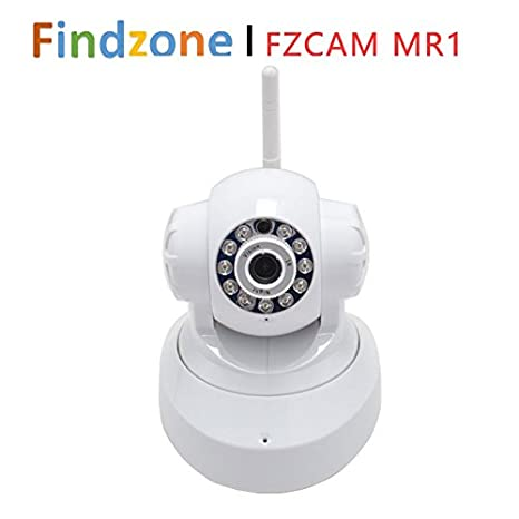 El envío de alarma ARBUYSHOP Fzcam MR1 Pan Tilt IP cámara de ...
