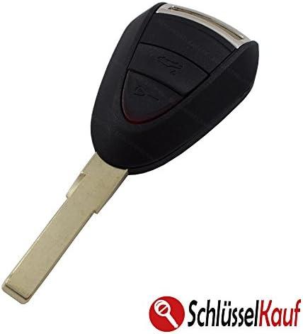 Konikon Autoschlüssel 2 Tasten Gehäuse Fernbedienung Elektronik