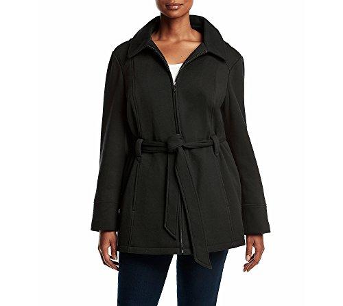 jones new york black coat - 5