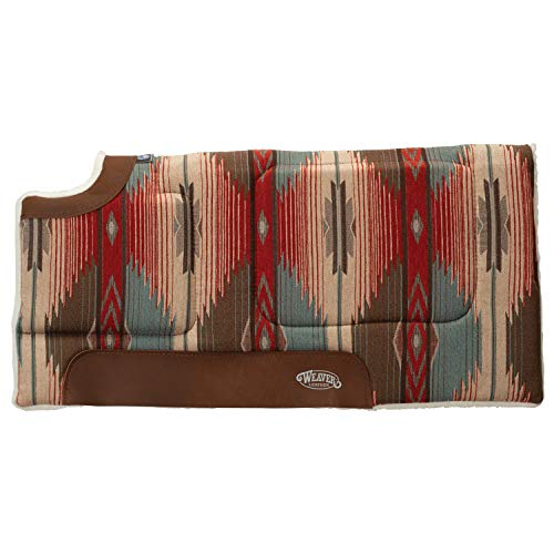 Weaver Leather All Purpose Built-Up Cut Back Saddle Pad